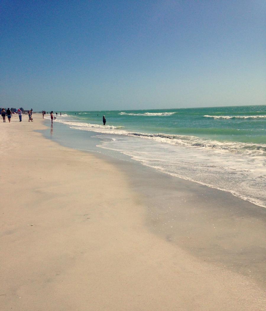 Anna Maria Island Beach: Anna Maria Island And Bradenton, Florida