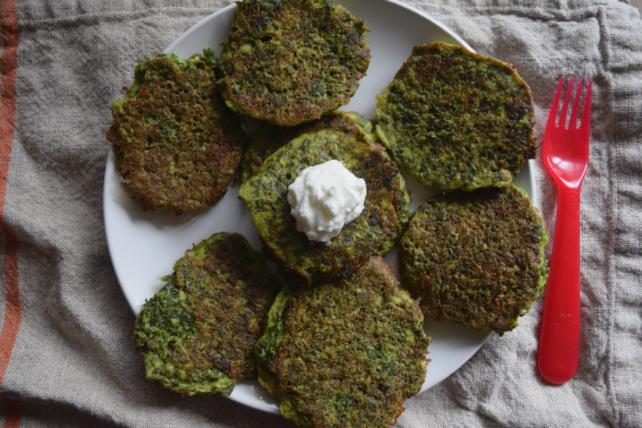 Green monster fritters.7