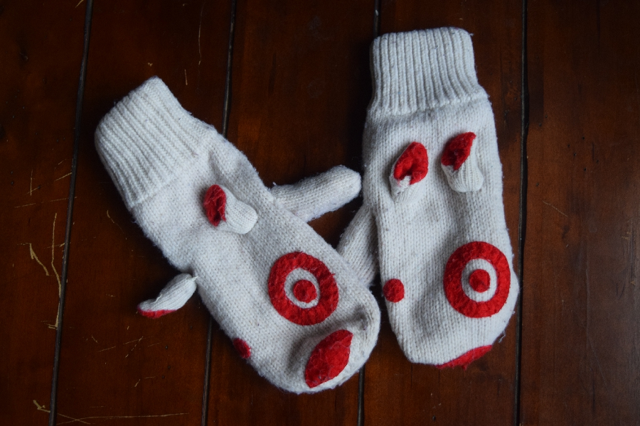 target mittens