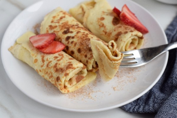 simple swedish pancakes