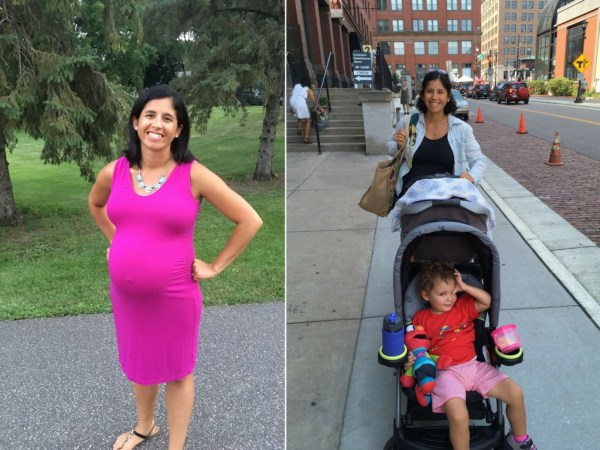 Real Life: Post-baby body (6 weeks post partum)