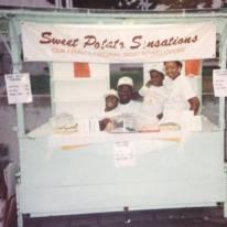 Sweet Potato Sensations, Family Business, Detroit, Detroit Business, Detroit family business, Sweet potato cookies, sweet potato pie, sweet potato tart