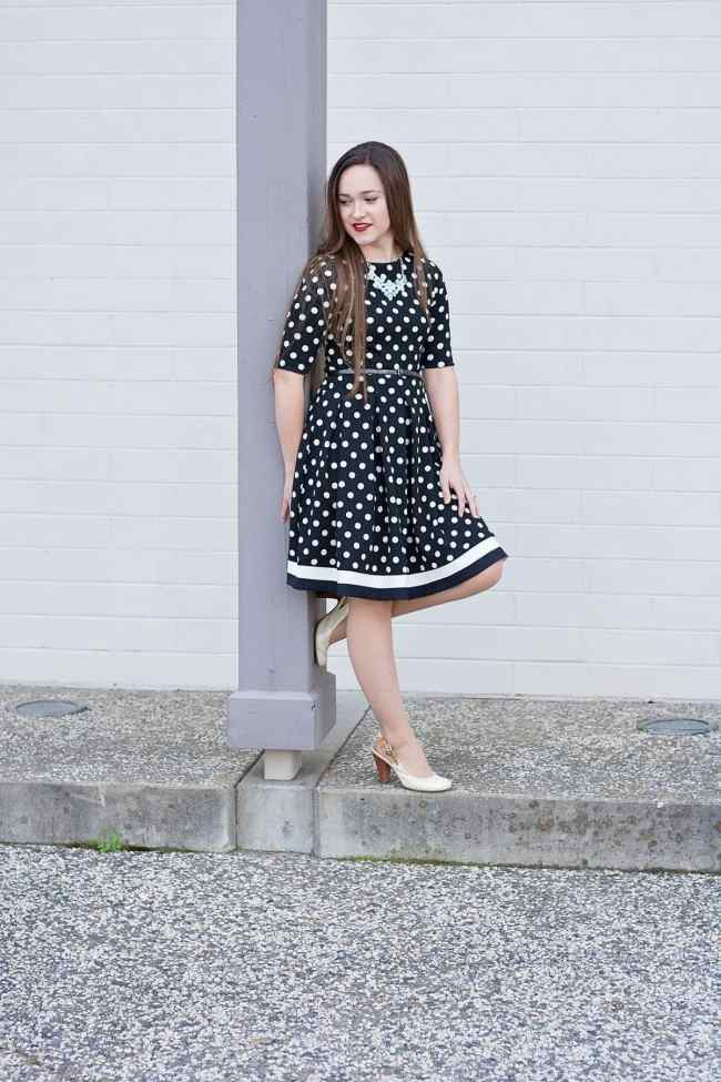 Love Notions Tessa Sheath Dress and Sybill Illusion Skirt PDF Sewing Pattern