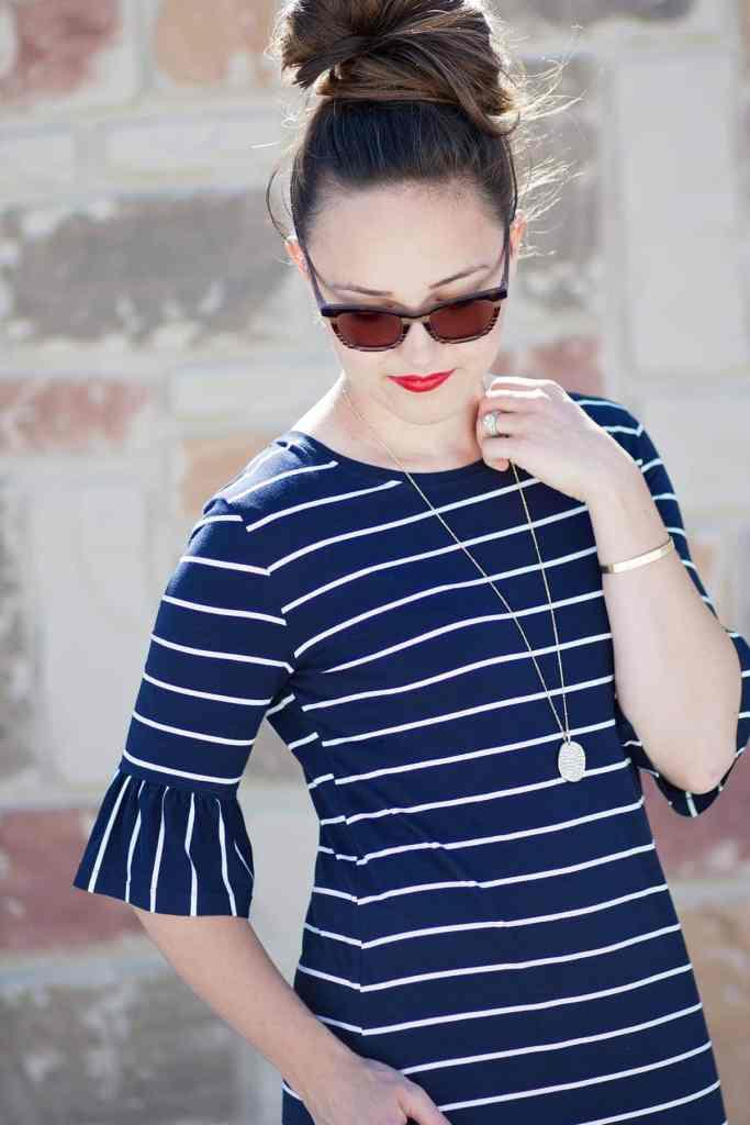 Alina Sewing and Design Co Panama Tee Dress