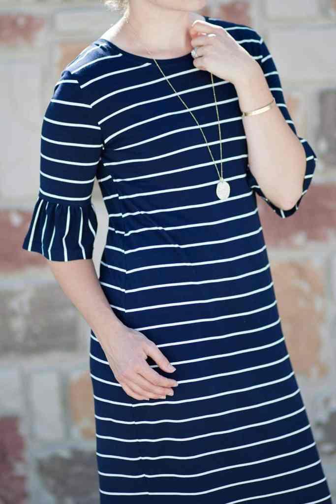 Panama Tee Dress PDF Sewing Pattern