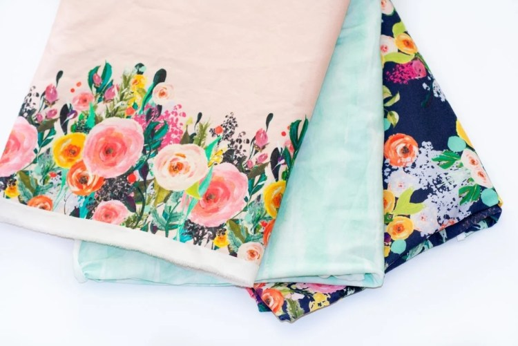 Spoonflower Fabrics Custom Printing