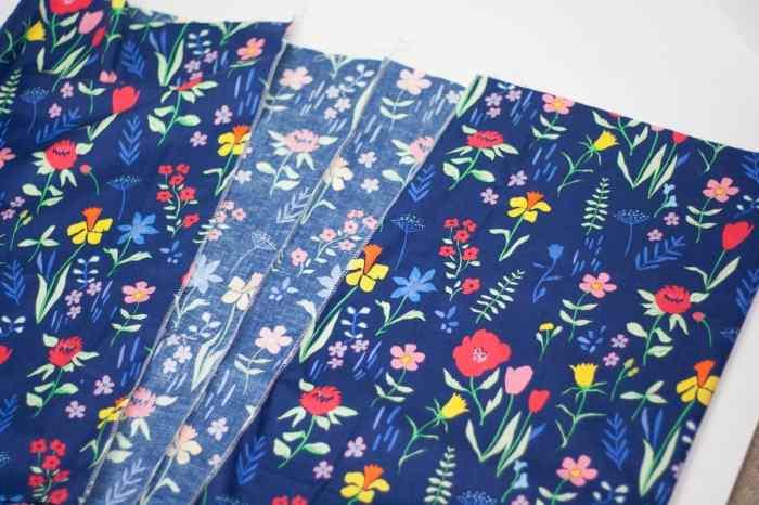 Easy Women's Skirt Tutorial Sweet Red Poppy