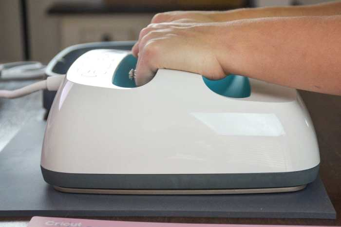 Cricut Easy Press Iron