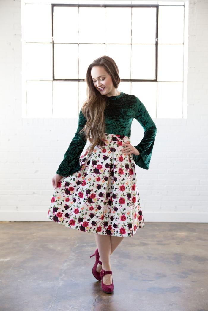 Women's Bodysuit Sewing Pattern Simplicity 8513