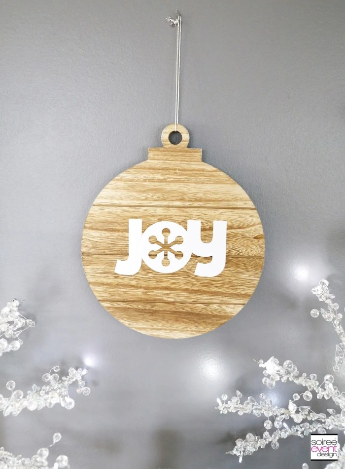 Soiree Event Design Farmhouse Holiday Decorations