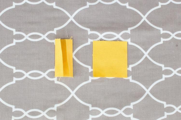 Learn how to sew a zipper tab