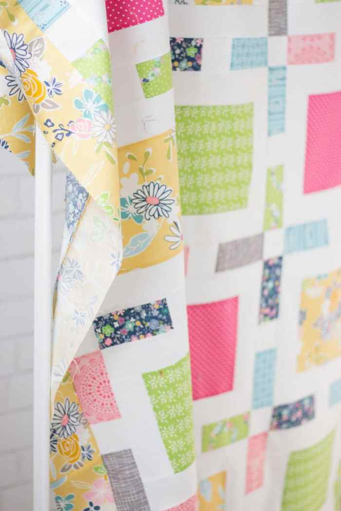 Cricut Maker Riley Blake Quilt