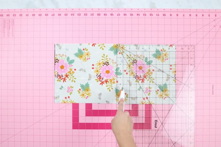 Easy Half Square Triangles Baby Quilt Sewing Tutorial