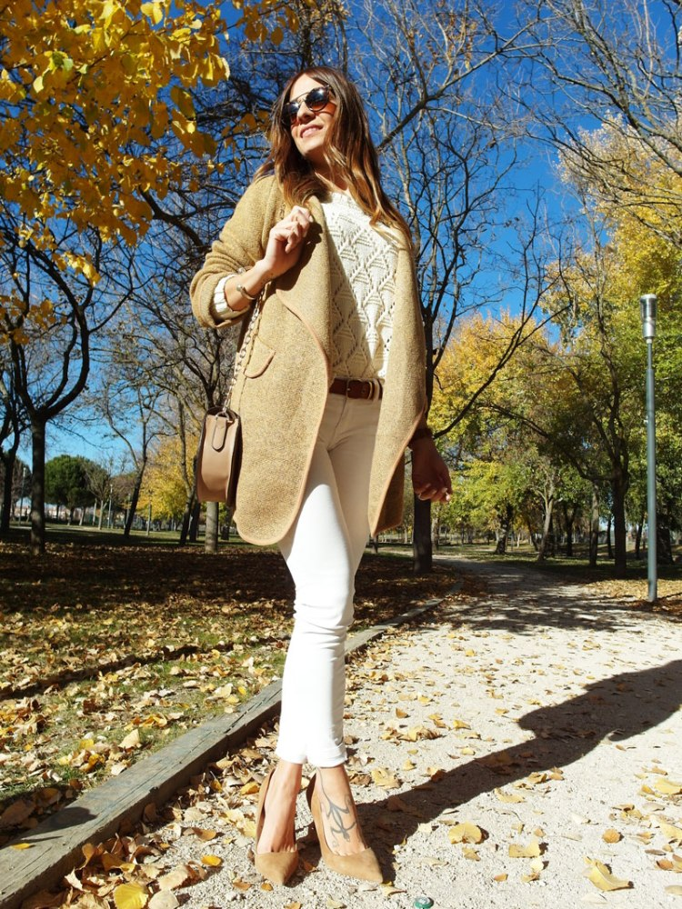 SweeTrendy_ Cardigan Camel