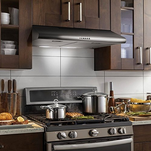 Best Range Hoods Under Cabinet: Reviews in 2018 (Recommended!)