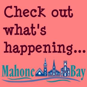 Check out Mahone Bay