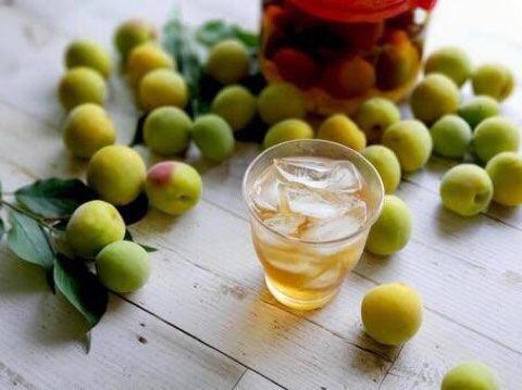 梅酒 効能 飲み方 健康