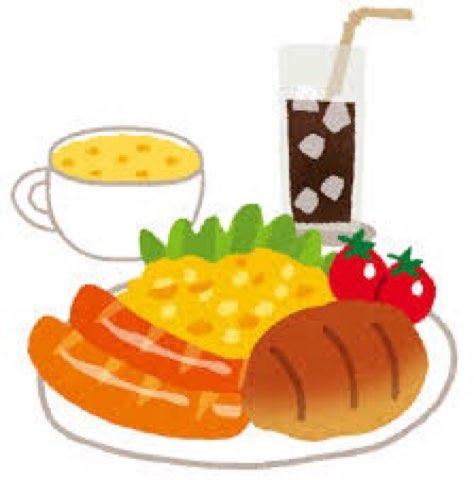 朝活 朝食