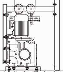 Counterweight Assist Winch for Theatrical Rigging Systems