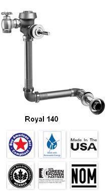 Royal Manual Flushometers