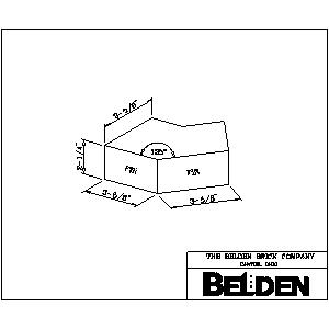 CAD details from Belden Brick Co., The