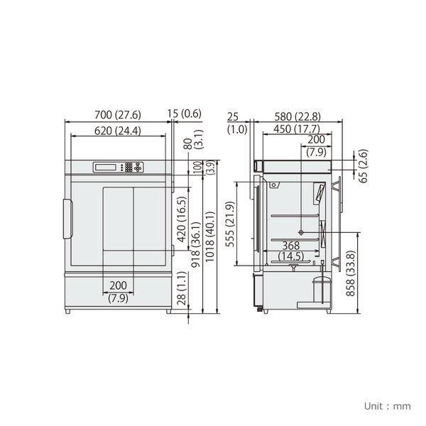 MIR-154-PA - Cooled Incubators