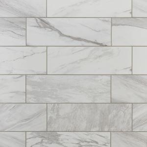 alta crema brick porcelain tile floor