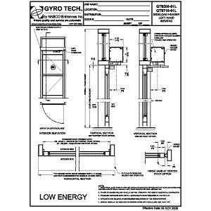 CAD details from NABCO Entrances Inc.
