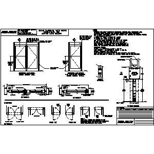 Door Latching Systems & Satin Nickel Mortise Screen Door