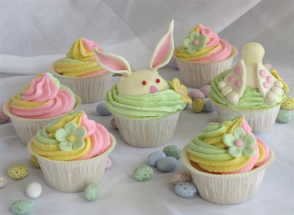 Sweet Easter Cupcakes !
