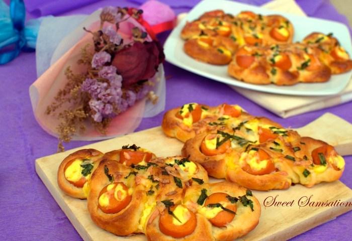 Hot Dog Buns Asian Style Sweet Samsations