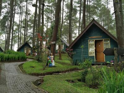Tempat Wisata Bandung Cikole Surat Kabar