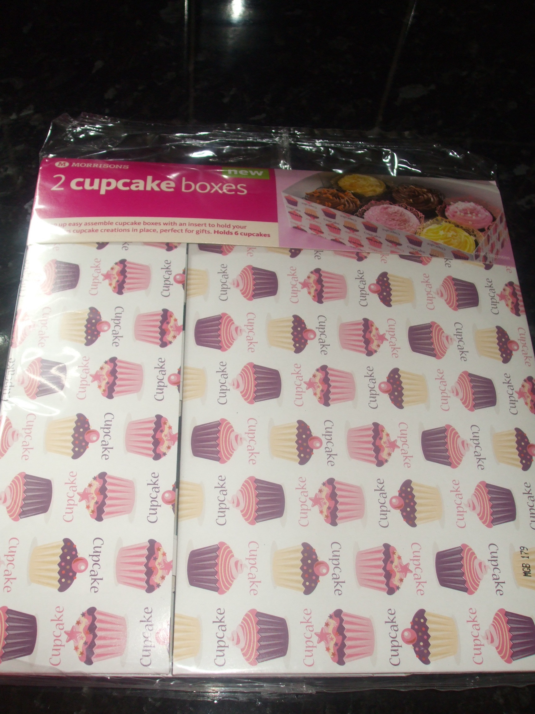 Look What I Found In Morrisons Sweet Sassy Cakes