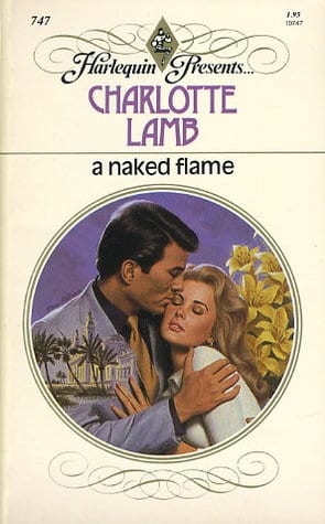 a naked flame
