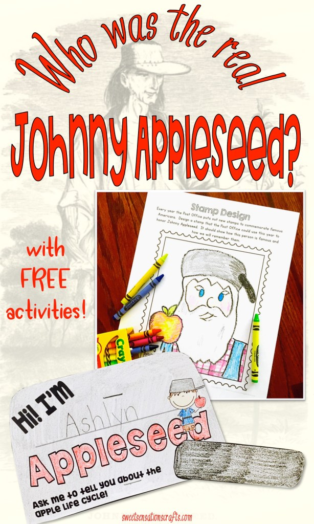 Who was the real Johnny Appleseed?
