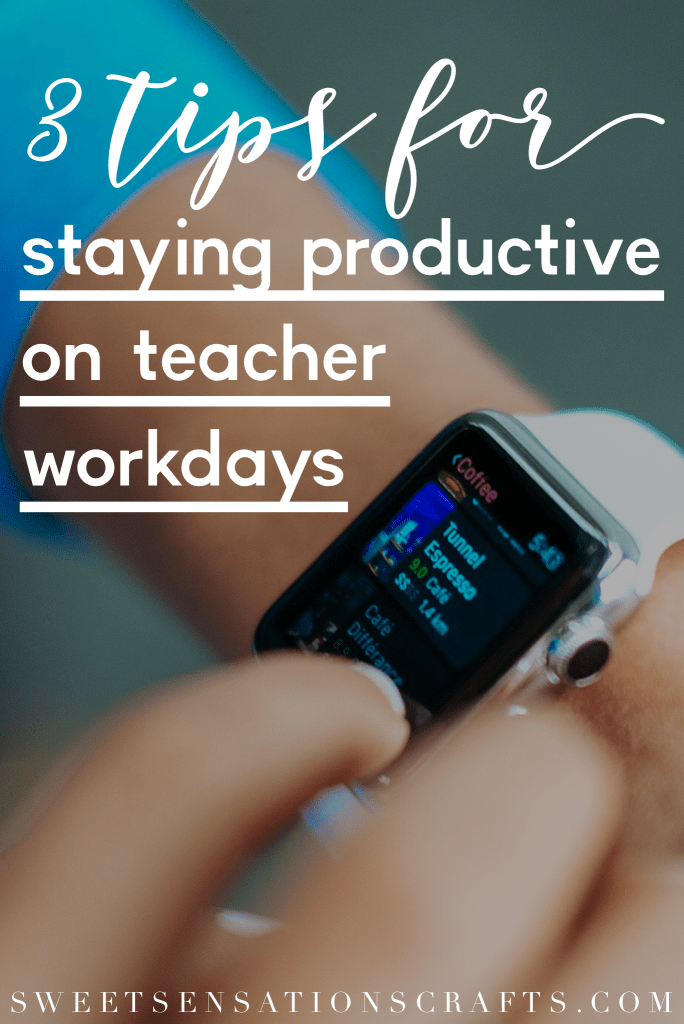 By organizing your time on your precious workdays you can become more productive and tackle the tasks and goals you have set yourself.  Click to learn more.