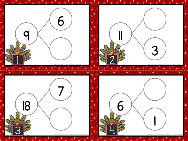 Learn how to play Scoot! - a fun math game that gets your students up and moving around!  These free downloads can also be used in math centers as task cards!  Click to learn more.