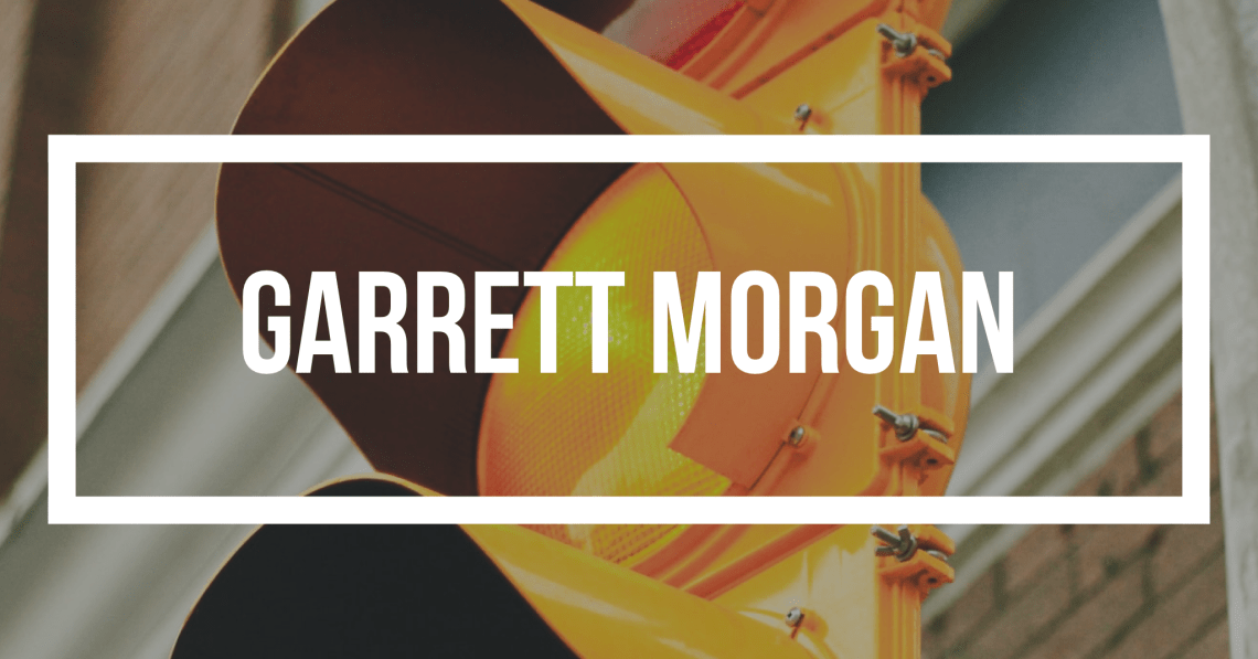 Garrett Morgan, inventor of the stop light black hsitory