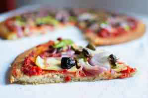 how to gluten free pizza dough senza glutine