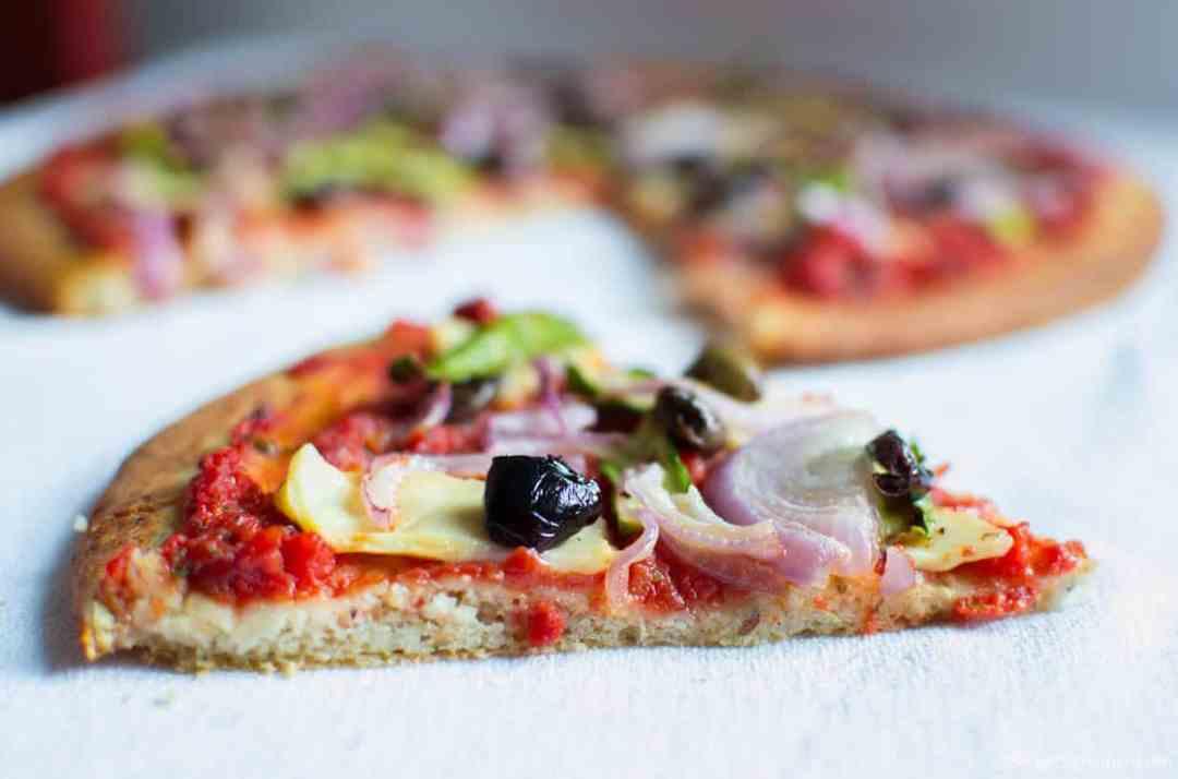 how to gluten free pizza dough senza glutine