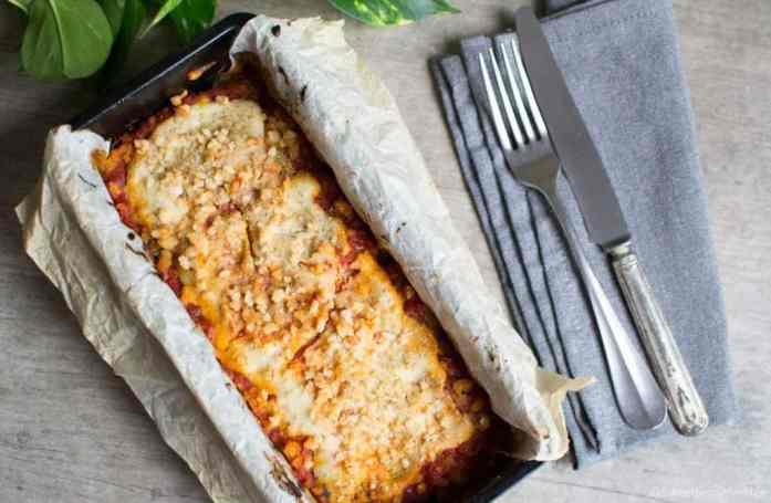 Sformato verdure - Veggie casserole gluten dairy free