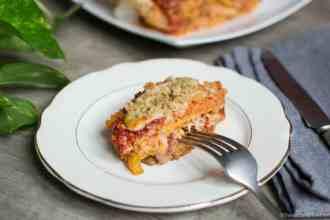 Sformato verdure - Veggie casserole dairy free gluten free