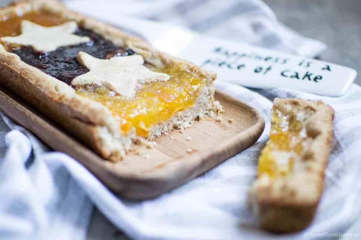 Pasta Frolla Con Farine Naturali (no mix pronti) | Senza glutine * Senza latticini * Senza uova