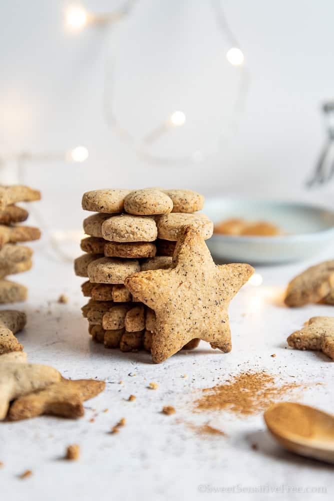 Gluten Free Vegan Gingerbread Cookies Recipe