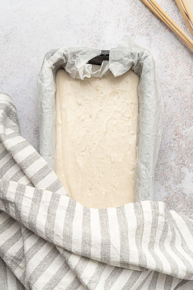 pane senza glutine farine naturali con lievito secco