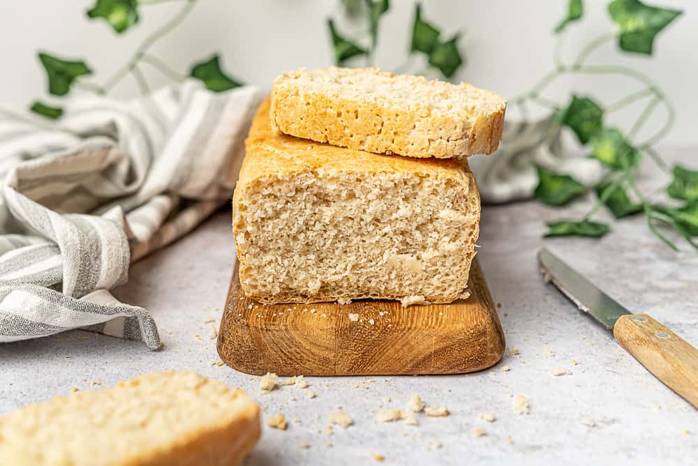 vegan gluten free bread recipe