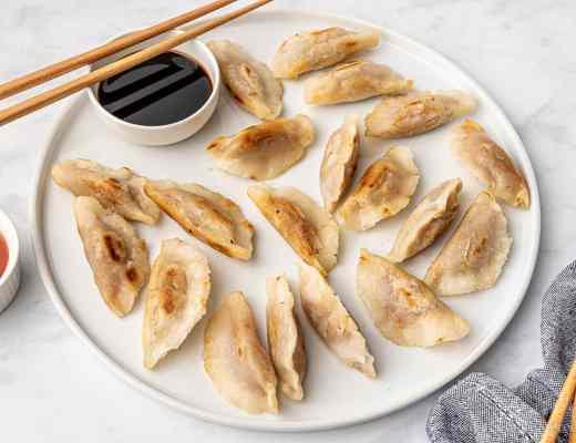 ricetta ravioli cinesi senza glutine