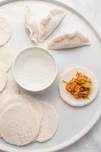 vegan gluten free dumpling wrappers