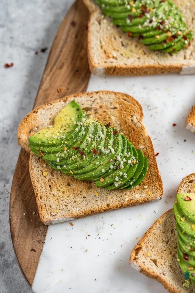 how to make avocado