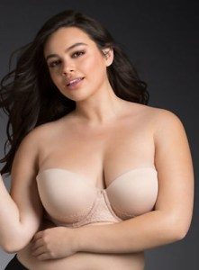 6c7d0f5984b Top 10 Best Strapless Bra for Large Breasts in 2019- (Ultimate ...